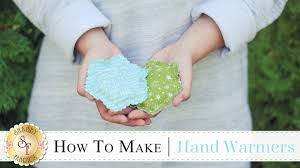 <b>DIY Hand</b> Warmers | a Shabby <b>Fabrics</b> Sewing Tutorial - YouTube