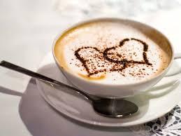 coffee love heart. Delighful Love Coffee Love Heart With F