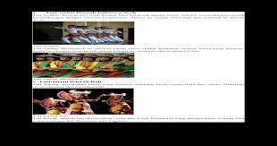 Gerakan tari juga memiliki makna tersendiri yaitu tentang kehidupan sosial. Pola Lantai Tari Saman Aceh Page 1 Line 17qq Com