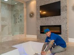 Mansion master bathrooms Bed Room The Vanilla Ice Project Diy Network The Vanilla Ice Project The Green Mansion Miracle Pt Master