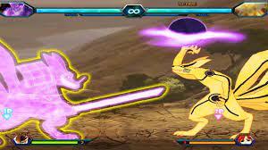 Kurama VS Susano Kurama (Who is stronger?) - Bleach Vs Naruto 3.3 (Modded)