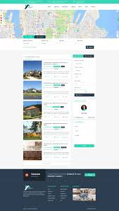 Kensington Property Agency And Single Property Html Template By Tonjoo