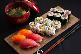 Sushi Cook Be A Sushi Master And Cook Miso Soup