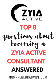 Top 8 Questions About Becoming A Zyia Active Representative