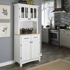 hutch kitchen furniture. Image Of: White Kitchen Hutch Furniture