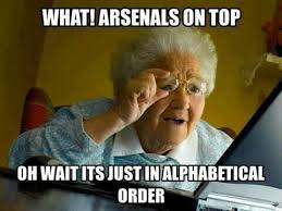 LOOOOOL | The Mighty Spurs | Pinterest | Arsenal, Seasons and Jokes via Relatably.com
