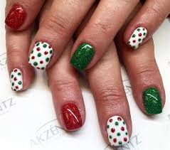 Best 25+ Easy christmas nails ideas on Pinterest | Easy christmas ...