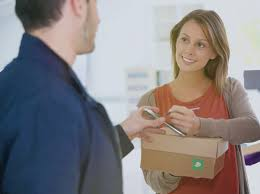 Package Delivery Doorman Package Delivery Return Pickup Shipping