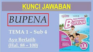 Try the suggestions below or type a new query above. Kunci Jawaban Bupena Kelas 4a Hal 69