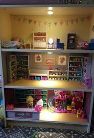 Furniture upcycling ideas Diy Make Shopkins Playhouse From Bookshelfawesome Upcycle Ideas Kitchen Fun With My Sons 20 Of The Best Upcycled Furniture Ideas Kitchen Fun With My Sons