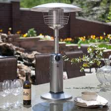 heater table aaad: az patio heater stainless steel glass tube tabletop heater patio heaters at hayneedle patio heater