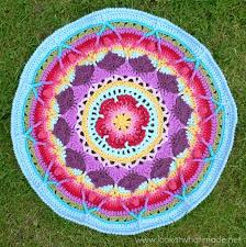 sophie s mandala pattern large