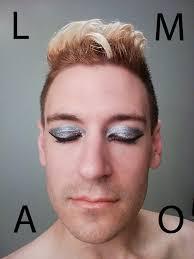annabelle makeup for men