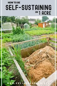 self sustaining on 1 acre is it