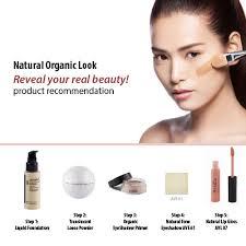 flawless natural make up look