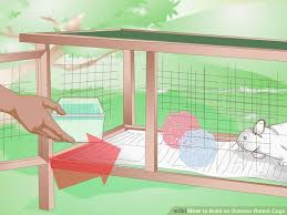 10 diy rabbit cages and hutches for