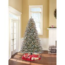 White Frosted Christmas Tree Uk The Holiday Aisle 6 Frosted Berry White Berry Christmas Tree Lights