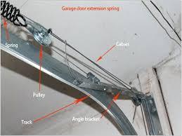 tension springs for garage doors unique adjust garage door spring dataexpresso