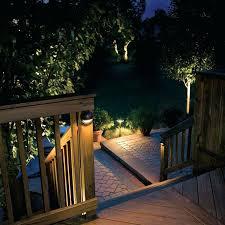 led deck lights outside lighting