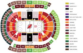 Prudential Seating Chart Devils Mhsnj Prudential Center Tour Devils Game Regarding Devils