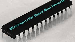 Electronic Engineering Design Project Ideas 100 Microcontroller Based Mini Projects Ideas For