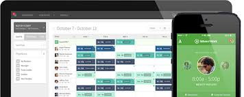 Online Shift Schedule Maker When I Work Free Online Employee Scheduling Software And Time Clock