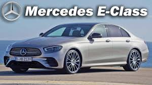 Below are our first impressions. 2021 Mercedes Benz E Class Limousine Exterior Interior Drive Youtube