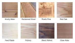 hardwood types for furniture. whatu0027s my budget hardwood types for furniture s