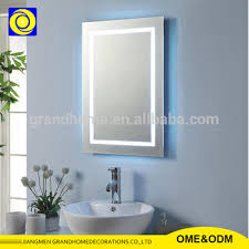Wifi Bluetooth Music Bathroom Hollywood Lighted Mirror With Led