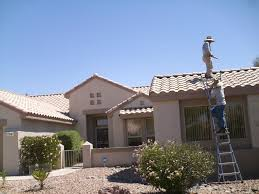 why most homes in phoenix have tile roofing