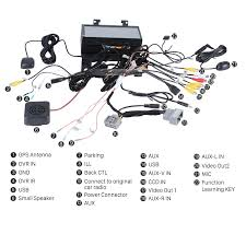 gps wiring diagram range rover sport introduction to electrical Motorcycle Headlight Wiring Diagram aftermarket android 6 0 radio gps navigation system for 2007 2012 rh seicane com range rover p 38 headlight wiring diagram range rover p 38 headlight