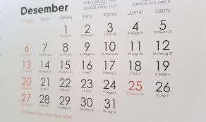 Kalender islam (hijriyah) tahun 2021 m. Masuk Bulan Rajab Ini Jadwal Puasa Sunnah Di Bulan Februari 2021 Kabar Joglo Semar