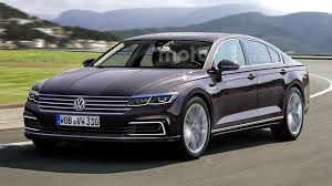 2018 volkswagen phaeton.  volkswagen next vw phaeton rendered but wont be out soon with 2019 in 2018 volkswagen phaeton