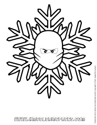 Ninjago Coloring Pages For Christmas Christmas Coloring Pages