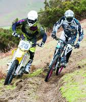 Injured mountain biker cycles his way back to the top