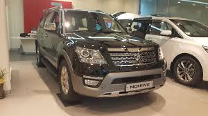 Kia Mohave Diesel 2017 - Fully Loaded Spec - YouTube