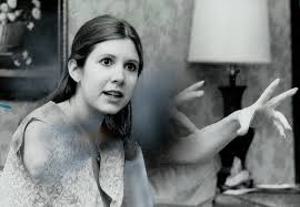 carrie fisher.  Fisher By David Swanson And Andrew Burden On Carrie Fisher I