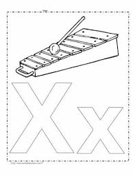 Customize your coloring page by changing the font and text. The Letter X Coloring Page Worksheets