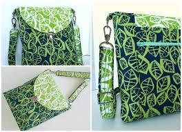 Cross Body Bag pattern - POTM - So Sew Easy & cross body bag pattern Adamdwight.com