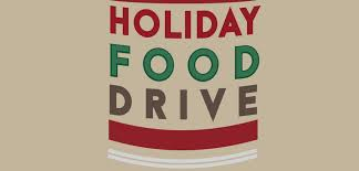 Food Drive Posters Holiday Food Drive In Our Office Dentistry At The Ten