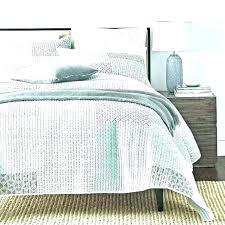 gray ruffle edge bedding white textured comforter light grey beautiful classic ivory fl soft bedspread comforters