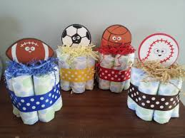 Baby Shower Centerpieces Sports Themed Baby Shower Centerpieces Archives Baby Shower Diy