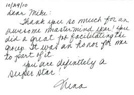 Awesome Collection Of Thank You Note After Interview Sample