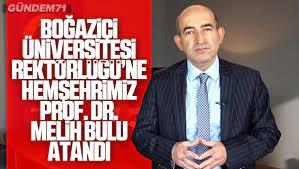 Boğaziçi Üniversitesi Rektörlüğü'ne Kırıkkaleli Hemşehrimiz Prof. Dr. Melih  Bulu Atandı - Gündem 71
