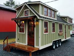 Small Picture Timbercraft 37 Tiny House on Wheels For Sale AL