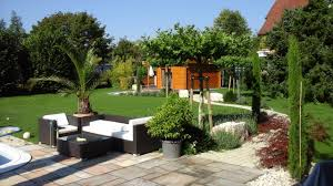 Terrasse Anlegen Hang Ein Beet Im Cottage Garten Stil Fr Mich
