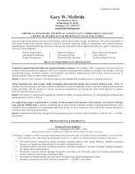 Process Engineer Resume Sample Mechanical Engineering Resume Guide With Sample 24 Examples 21