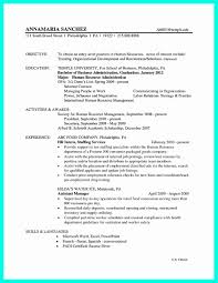 12 Resumes That Get Noticed Examples Proposal Letter