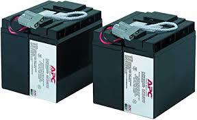 <b>APC</b> RBC55 UPS <b>Replacement Battery Cartridge</b> for <b>APC</b> ...