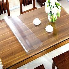 plexiglass desk protector glass table top best with regard to idea decor 7